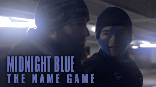 Midnight Blue The Name Game